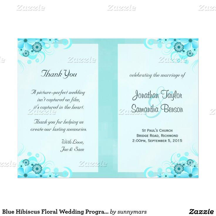 Best Wedding Programs Images On   Wedding Wedding