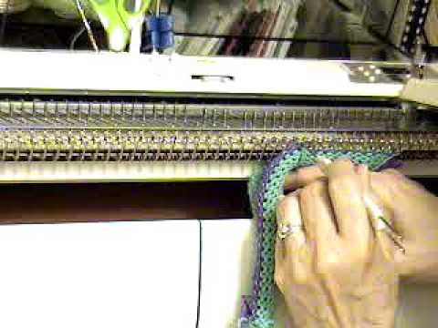Lesson 29 Part 1 of 2 Divide & Knit Neckline by Diana Sullivan