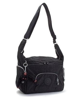 Kipling Handbag, Europa Shoulder Bag, Medium - Kipling - Handbags & Accessories - Macy's