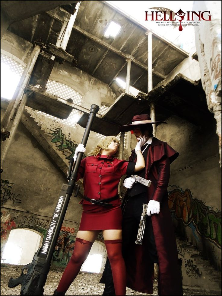 cosplay HELLSING!!!!!