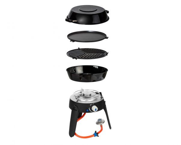 Safari Chef 2 Useful Gadgets And Kit For The Van Portable Barbecue Gas Bbq Barbecue