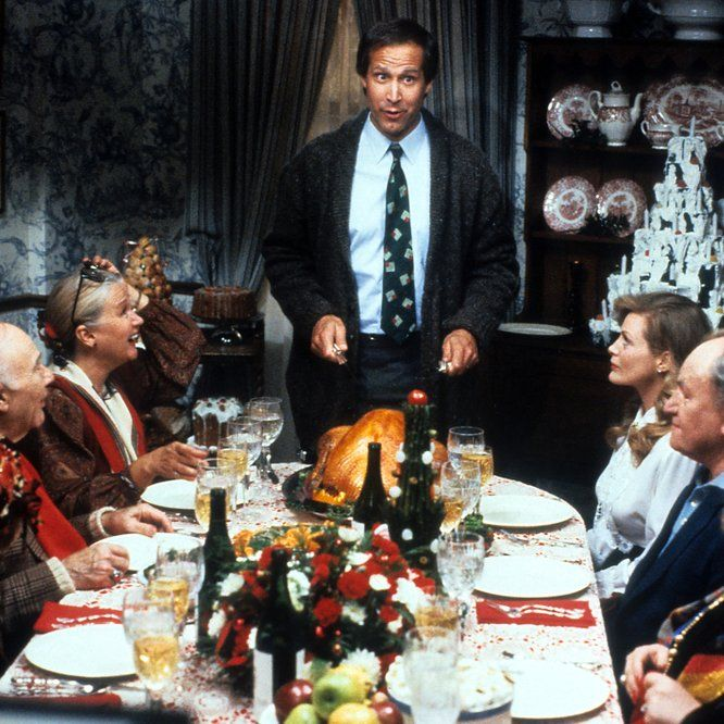 Still of Chevy Chase, Beverly D'Angelo, Diane Ladd, E.G. Marshall and John Randolph in Férias Frustradas de Natal (1989) - Click to expand