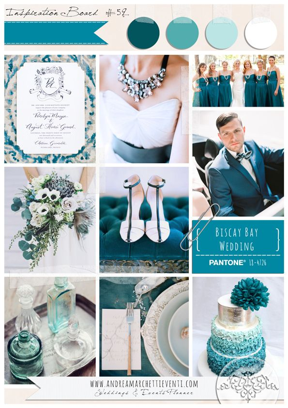 Great PANTONE Color Report Fall 2015 Biscay Bay Wedding · Purple Color  PalettesPurple ColorsTeal ...