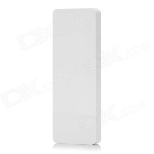 Color: White; Brand: BP; Model: 6S; Quantity: 1 Set; Material: High-quality plastic; Compatible Models: Universal, IPHONE, Samsung, LG, etc; Battery Type: Li-polymer battery; Nominal Capacity: 4000 mAh; Battery Actual Capacity : 3600 mAh; Capacity Range: 4001mAh~5000mAh; Input Voltage: 5 V; Output Current: 1 A; Output Voltage: 5 V; Certification: CE FCC; Packing List: 1 x Power bank1 x Micro USB cable (32cm); http://j.mp/1ocgNIM
