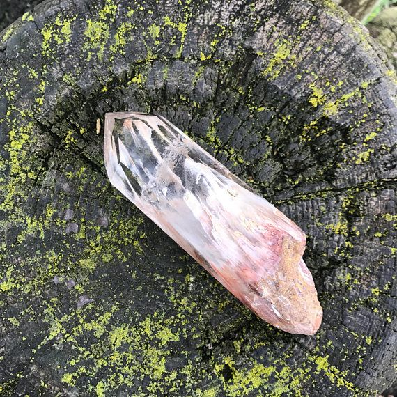 Angel Phantom Quartz Point Extra Large Angel Phanton Quartz