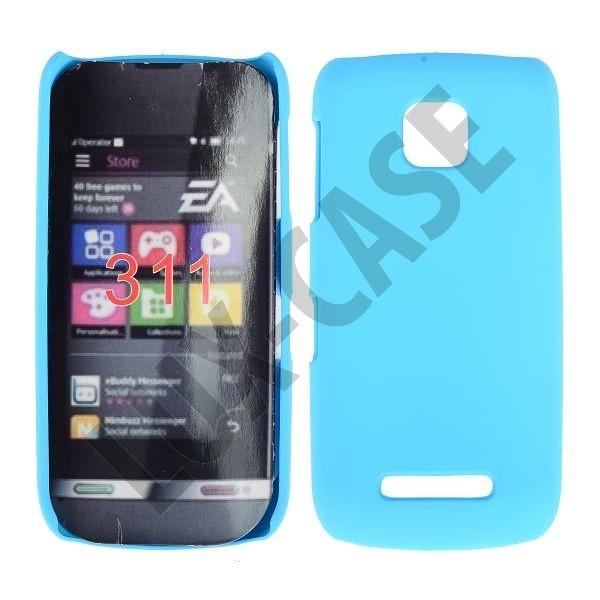 Hard Shell (Lys Blå) Nokia Asha 311 Cover