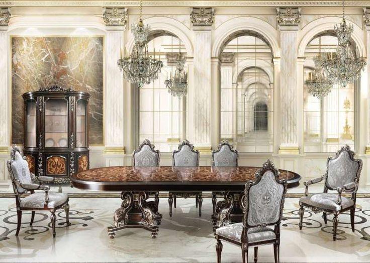 Sala da pranzo stile veneziano (Foto 2/41)   Designmag