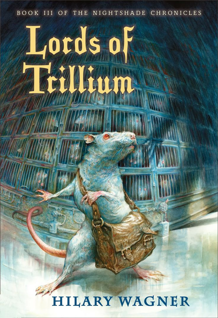 Lords of Trillium (The Nightshade Chronicles #3) by Hilary Wagner