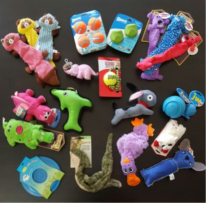Just a few bestselling toys that we include in our boxes! #kaikrates