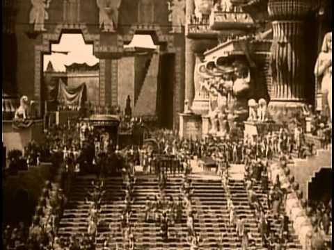 """Intolerance: Love's Struggle Through the Ages"" (1916) Full Film 3 hours"