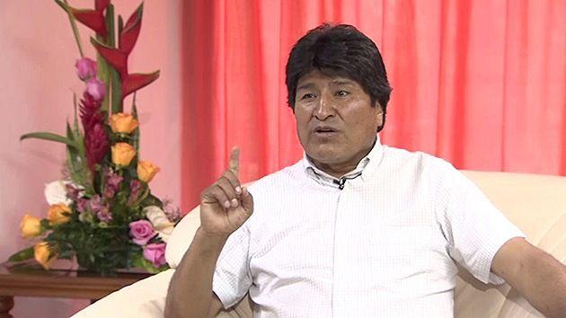 """Evo Morales a RT: """"Hay que espiar a Barack Obama para garantizar la seguridad internacional"""" – #EvoMorales #Bolivia #EEUU #Obama #BarackObama #espionaje #CELAC"""