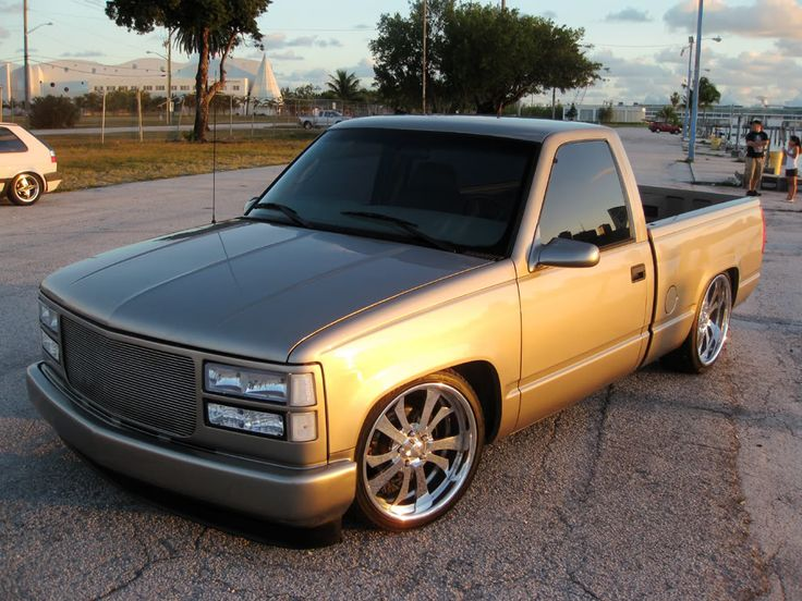 17 Images About 88 98 Chevy Obs Trucks On Pinterest