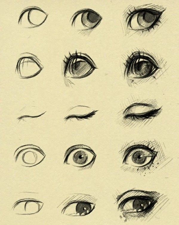 Best 25+ Cool Eye Drawings Ideas On Pinterest