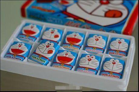 Doraemon chocolate