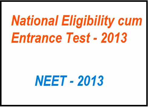 NEET or National Eligibility cum Entrance Test is the all India medical entrance exam being conducted for admission to MBBS Course in each academic year.