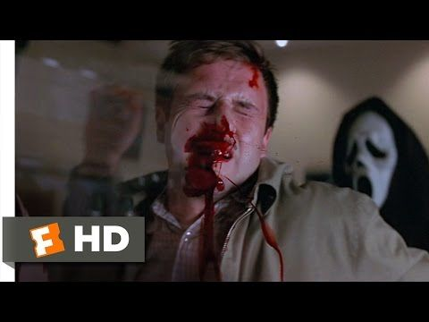 Scream 2 (8/12) Movie CLIP - Stabbed in the Back (1997) HD - YouTube