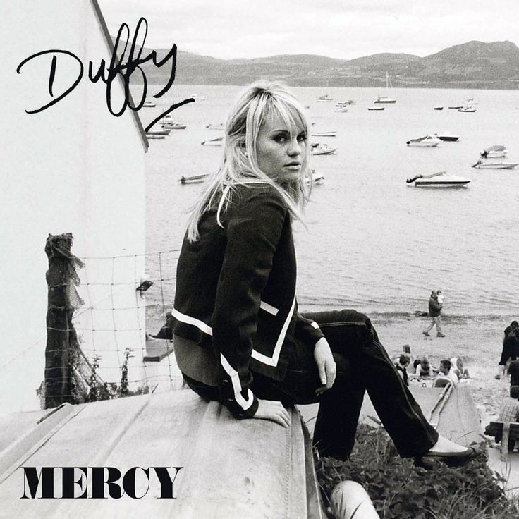 """View from the Birdhouse: Music Monday - """"Mercy"""" by Duffy (2008)"""