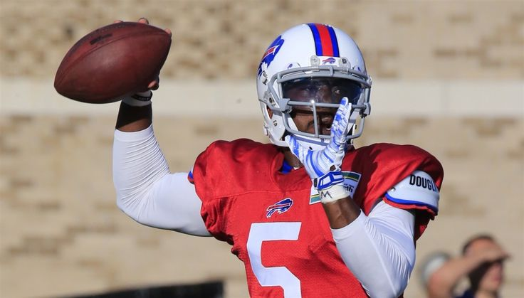 As Bills search for a quarterback, 'Tyrod Taylor Fever' is spreading - BN Blitz