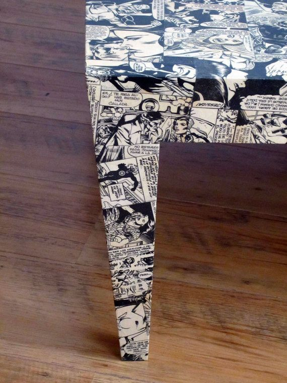 Spider-Woman Coffee Table