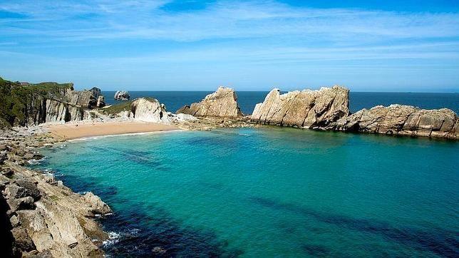 Costa de Liencres, Cantabria