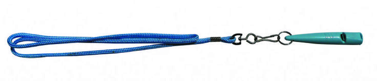 Acme 210 5 High Pitch Whistle and Lanyard Baby Blue Whistle ultra high pitch Produces a solid single high frequency
