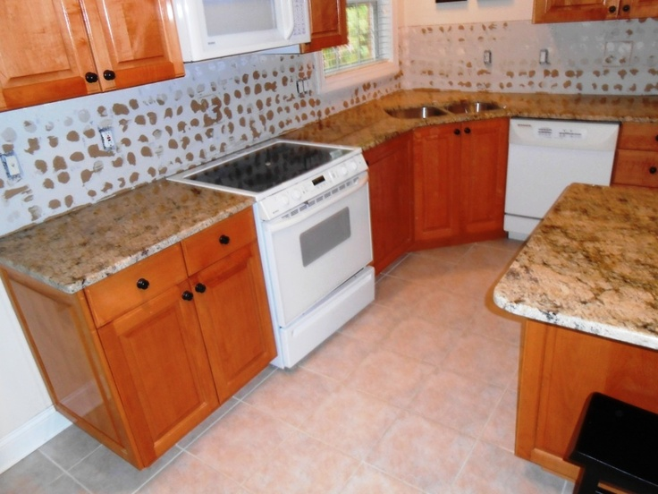 TOP STAR Granite 5 2 13 Http://www.fireplacecarolina.com Granite · Colored Kitchen  CabinetsWood ...