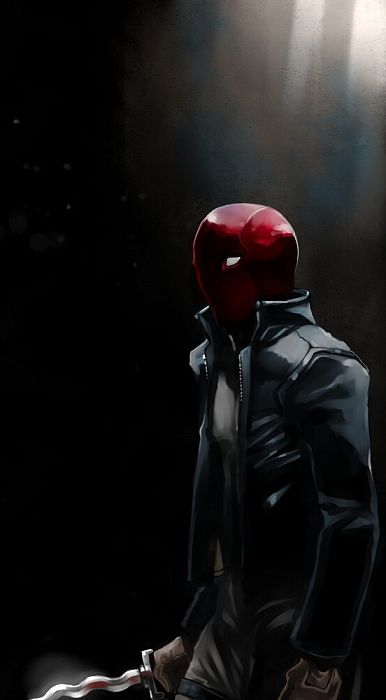 Red Hood - Jason Todd, favorite dc character