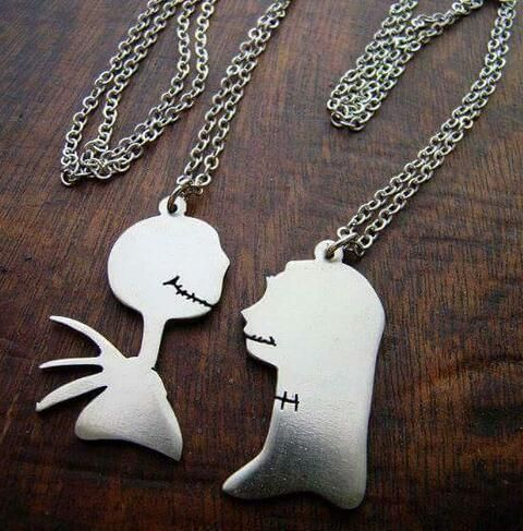 10pcs new arrival  movie beast jewelry beauty and the beast pendant couple necklace woman necklaces