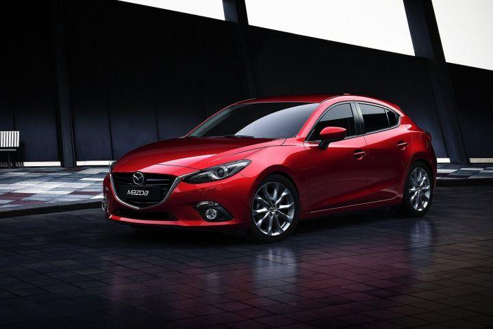 Mazda 3 Diesel Hatchback 1.5D