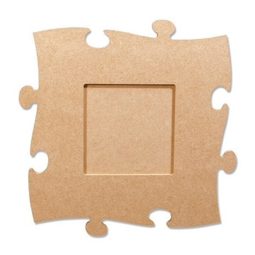 MDF - Puzzle Picture Frame Square.