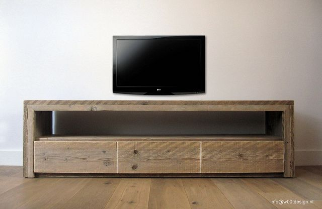 TV meubel 'Vittali' by w00tdesign, via Flickr