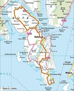 Isle of Bute, Inner Hebrides