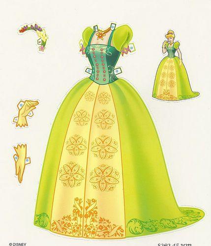 Miss Missy Paper Dolls: Foreign Disney Princess Paper dolls -- I LOVE PAPER DOLLS!