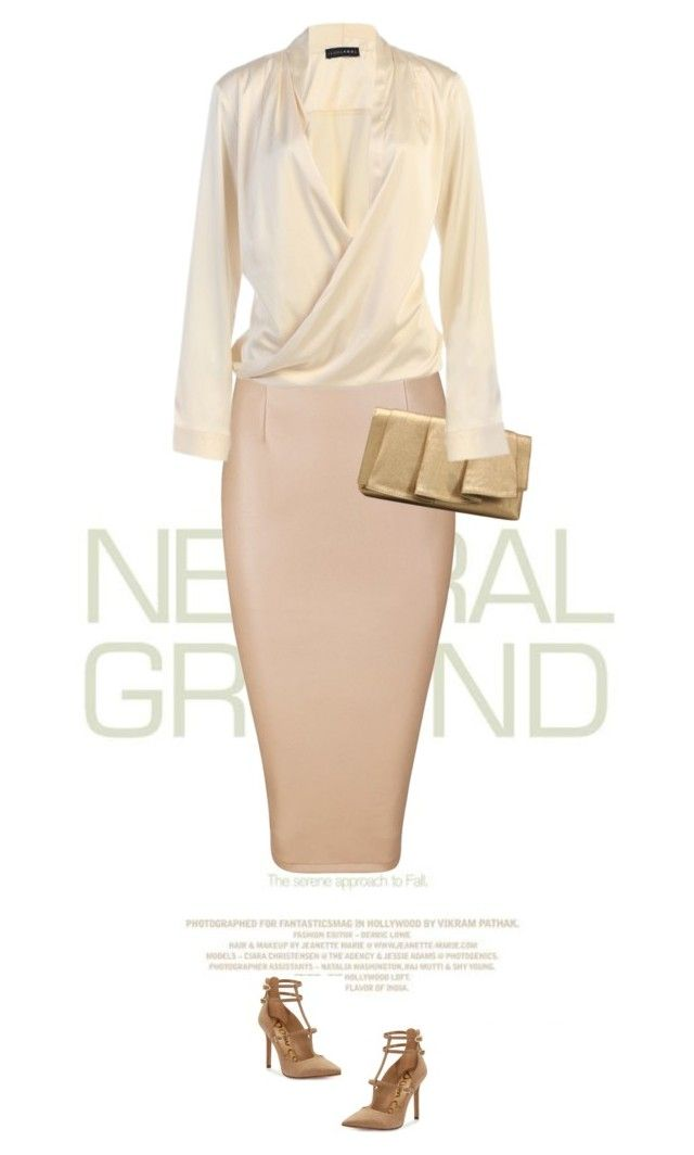 """""""neutrals"""" by mimas-style on Polyvore featuring Sam Edelman and La Regale"""