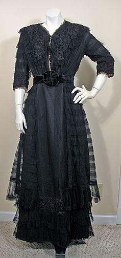 Victorian Dresses - Edwardian Clothing   Past Perfect Vintage