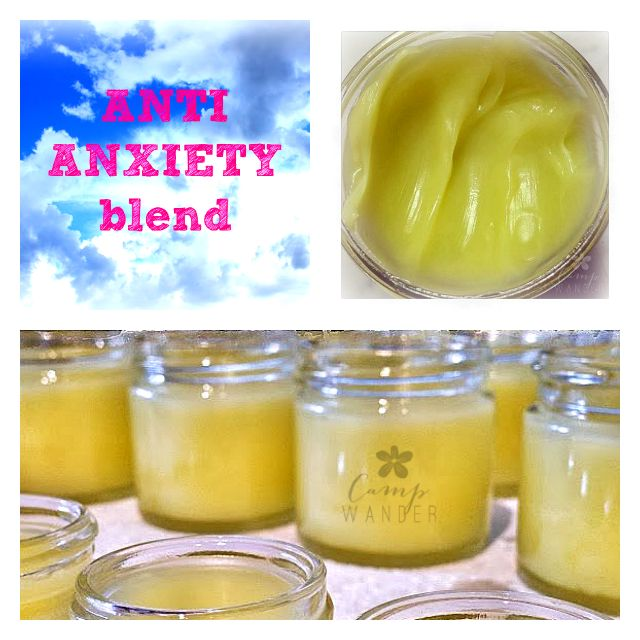 Anti-Anxiety Blend Goes Naked (Naked Salve that is)  A reader's brilliant blend for anxiety and panic attacks.