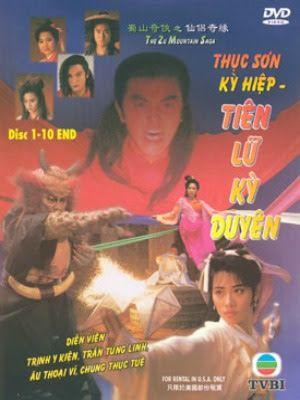 Phim Thục Sơn Kỳ Hiệp 2 (1991)