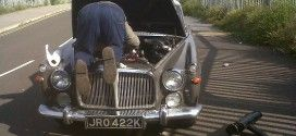 Best Tips For Driving Your Classic Car In The Winter