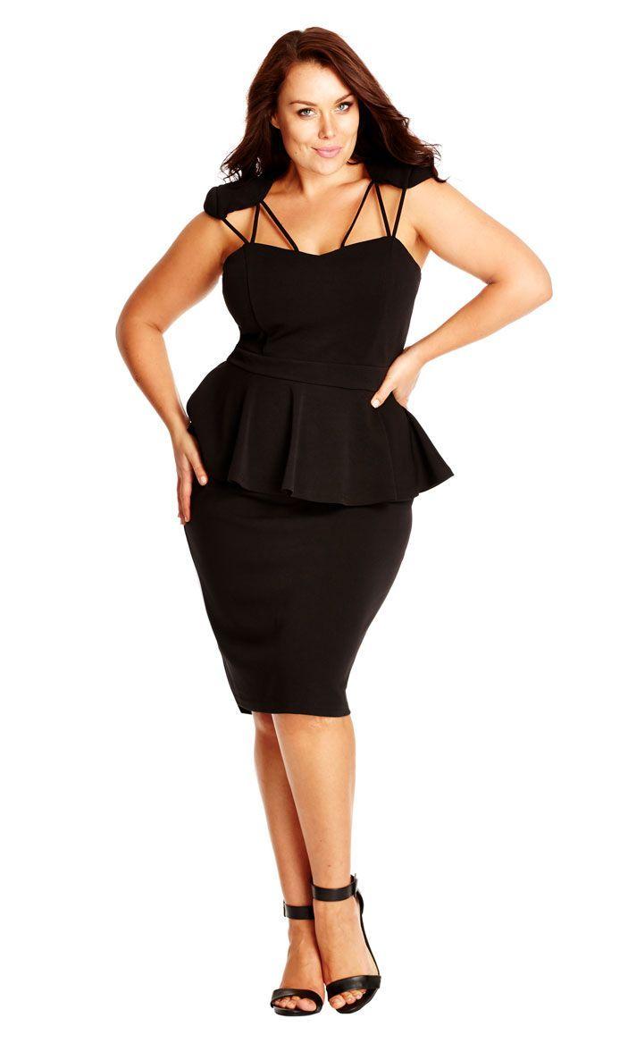 Black dress woman - Black Dress Woman 55
