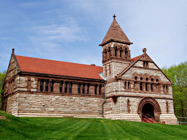 Richardsonian romanesque and henry hobson richardson in