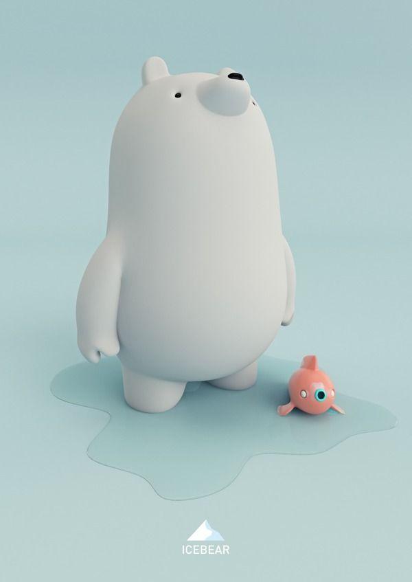 Ice Bear - Aaron Martinez