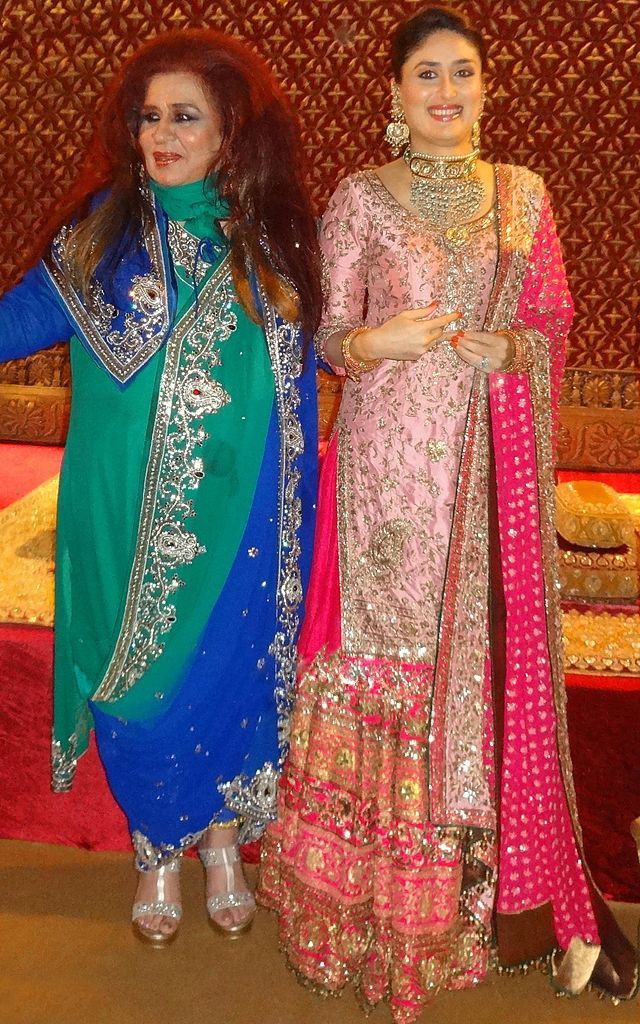 Bollywood, Tollywood & Más: Kareena Kapoor & Saif Ali Khan Delhi Wedding Reception