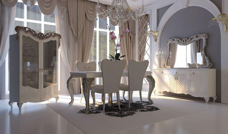 Yıldız Yemek Odası Türkiye'nin mobilya tasarımlarını çok çeşitlilikle bir arada sunan Yıldız Mobilya da en yeni yemek odaları uygun fiyat ve cazip ödeme imkanı ile sizlere sunuluyor http://www.yildizmobilya.com.tr/yildiz-yemek-odasi-pmu3385 #lake #mobilya #yemek #odası #avangarde #ihtisam #kadın #home #ev #dekorasyon http://www.yildizmobilya.com.tr/