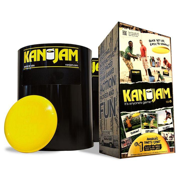 Kan Jam Game Set, Multicolor