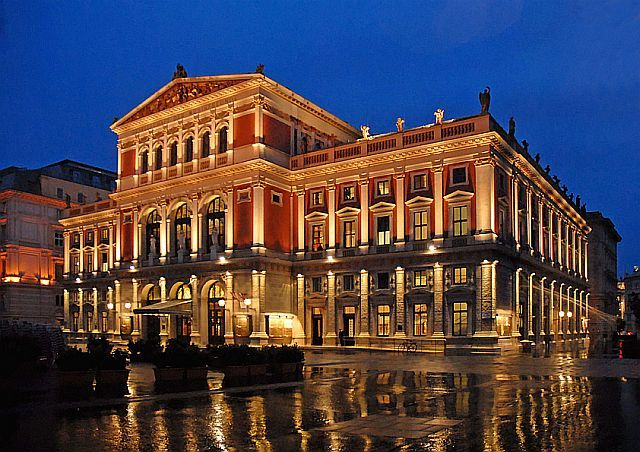 musikverein, Vienna - Google Search