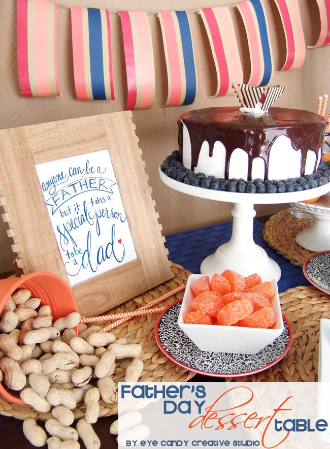 fathers day table - 650×884