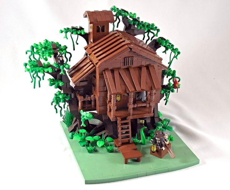 Lego Medieval House 308 best lego houses images on pinterest | lego building, lego