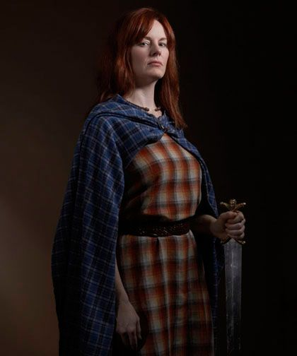 how to make a boudicca costume