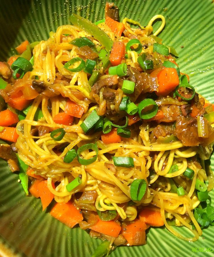 Chinese chow mein noodles, tastes like the good old Maggi mix ! - Opti Cook