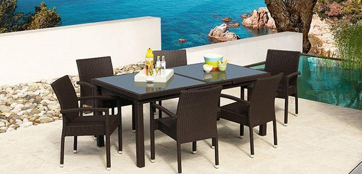 Nueva colección de muebles de jardín Leroy Merlín - http://www.decoora.com/nueva-coleccion-de-muebles-de-jardin-leroy-merlin/